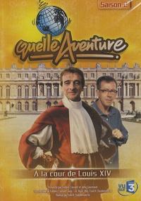 Frédéric Courant - A la cour de Louis XIV - DVD vidéo.