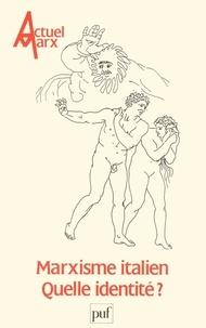 PUF - Actuel Marx N° 4 : .