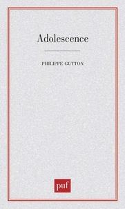 Philippe Gutton - Adolescens.