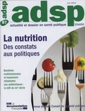 HCSP - ADSP N° 87, Juin 2014 : La nutrition : des constats aux politiques.