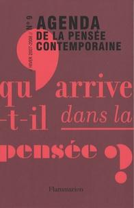 François Jullien - Agenda de la pensée contemporaine N° 9, Hiver 2007-200 : .