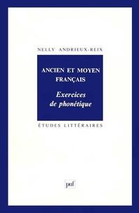 Ancien et moyen français - Exercices de phonétique.pdf