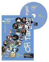 Jean-Louis Habert - Anglais 1e New On Target B1/B2 - Programme 2011. 1 DVD
