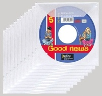 Belin - Anglais 5e Good news - Pack 10 CD.