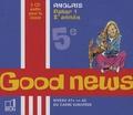 Belin - Anglais 5e Good News - Palier 1, 2e année, 3 CD audio.