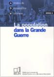 Belin - Annales de Démographie Historique N° 1/2002 : La population dans la Grande Guerre.
