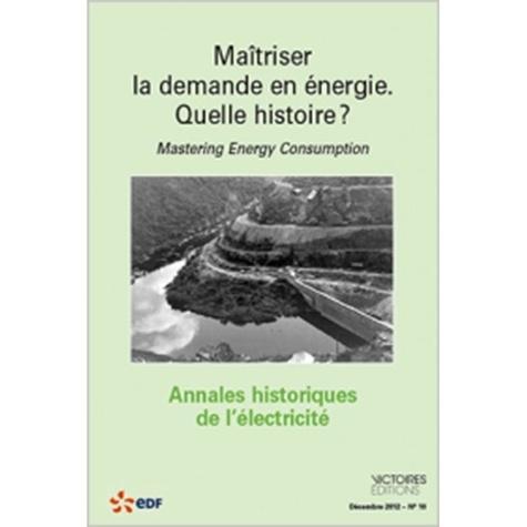 François Caron - Annales historiques de l'électricité N° 8 : Le corps humain et l'électricité.