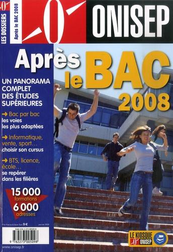 ONISEP - Après le Bac 2008.