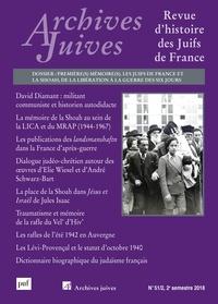 Archives juives N° 51/2, 2e semestre.pdf