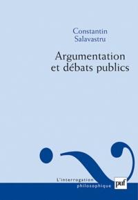 Constantin Salavastru - Argumentation et débats publics.