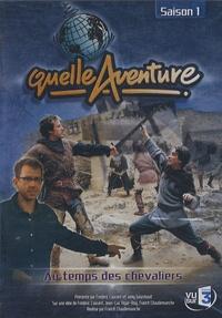 Frédéric Courant - Au temps des chevaliers - DVD vidéo.