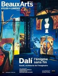 Claude Pommereau - Beaux Arts Magazine  : Dali, l'énigme sans fin - Gaudi, architecte de l'imaginaire.
