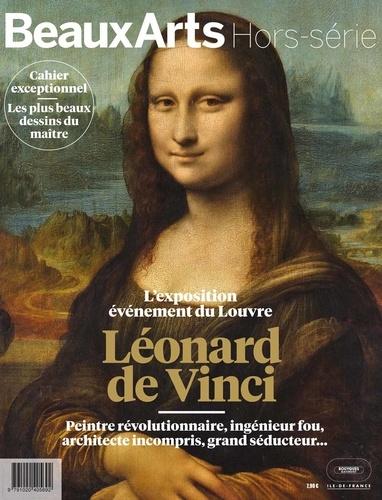 Malika Bauwens - Beaux Arts Magazine Hors-série : L'exposition événement du Louvre - Léonard de Vinci.