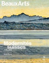 Claude Pommereau - Beaux Arts Magazine Hors-série : Modernités suisses (1890-1914) - Musée d'Orsay.
