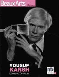 Marc Aufraise et Fabrice Bousteau - Beaux Arts Magazine Hors-série : Yousuf Karsh - Icônes du XXe siècle.