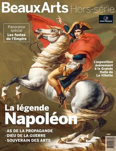Malika Bauwens - Beaux Arts Magazine N° Hors-série : La légende Napoléon.