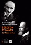 Stéphane Madelrieux - Bergson et James, cent ans après.