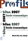 INSEE Nord-Pas-de-Calais - Bilan de Profils N° 91, Mai 2008 : Bilan socio-économique 2007 - Nord-Pas-de-Calais.