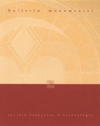 Eliane Vergnolle - Bulletin monumental N° 168-2, Mars 2010 : .