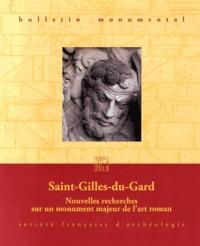 Eliane Vergnolle - Bulletin monumental N° 171-4, Décembre 2 : Saint-Gilles-du-Gard - Nouvelles recherches sur un monument majeur de l'art roman.