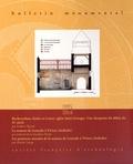 Frédéric Epaud et Judicaël de La Soudière-Niault - Bulletin monumental N° 172-3, Septembre  : .