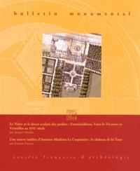 Eliane Vergnolle - Bulletin monumental N° 172-4, 2014 : .