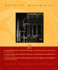 Andrew Tallon et Maxime L'Héritier - Bulletin monumental N° 174-4, décembre 2 : .