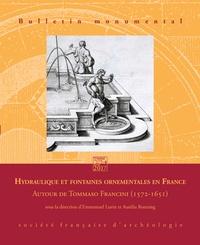 Eliane Vergnolle - Bulletin monumental N° 175-4, décembre 2 : Hydraulique et fontaines ornementales en France.