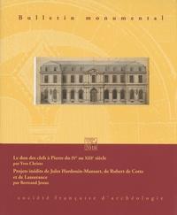 Eliane Vergnolle - Bulletin monumental N° 176-4, décembre 2 : .