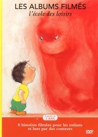 Stephanie Blake et Michel Van Zeveren - Caca boudin ; C'est à moi ça ; Grosse colère ; Juste un petit bout ; Qu'est-ce que c'est que ça ? ; Les mots doux ; Ma culotte ; Je mangerais bien un enfant - A partir de 3 ans. 1 DVD