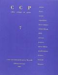 Farrago - Cahier critique de poésie N° 7/2004/2 : .