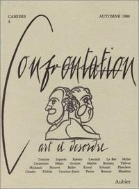René Major - Cahiers confrontation N° 4 : Art et désordre.