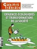La Documentation Française - Cahiers français N° 401, octobre 2017 : La France, quel modèle social ?.
