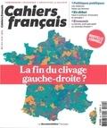 La Documentation Française - Cahiers français N° 404, mai-juin 201 : La fin du clivage gauche-droite ?.