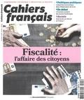 Dominique Bureau et Michel Bouvier - Cahiers français N° 405, juillet-août : Fiscalité : l'affaire des citoyens.