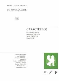 Jacques Bouhsira et Sylvie Dreyfus - Caractère(s).