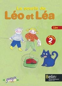 Michelle Sommer - CD-ROM 2 La souris de Léo et Léa - Lire. 1 Cédérom