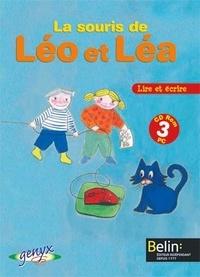 Genyx - CD Rom 3 La souris de Léo et Léa - Lire et écrire.