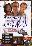 France 3 - Ces bêtes qui nous font peur ! - DVD vidéo.