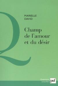 Marielle David - .
