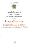 Pierre Chartier et Thierry Marchaisse - Chine/Europe - Percussions dans la pensée.