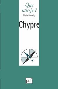 Alain Blondy - Chypre.