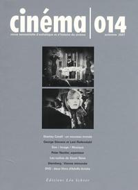 Bernard Eisenschitz et Stéphane Bouquet - Cinéma N° 014, automne 2007 : . 1 DVD