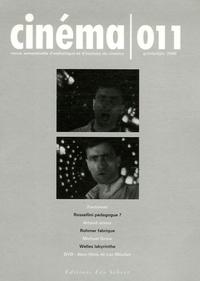 Edgardo Cozarinsky et Michèle Lagny - Cinéma N° 11, Printemps 200 : . 1 DVD