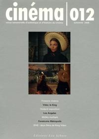 J. G. Ballard et Marc Rappaport - Cinéma N° 12, Automne 2006 : King Vidor. 1 DVD