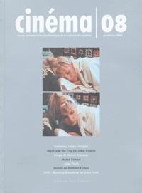 Emmanuelle Démoris et Philippe Garnier - Cinéma N° 8 Automne 2004 : Jules Dassin ; Naomi Kawase ; Marco Ferreri ; John Ford ; Barbara Loden. 1 DVD