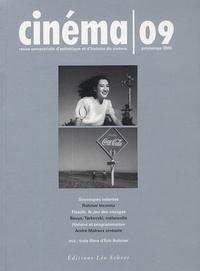 Erik Bullot et Eric Rohmer - Cinéma N° 9, Printemps 2005 : . 1 DVD