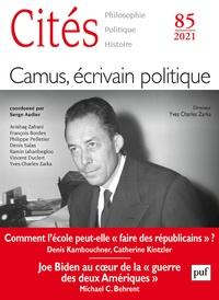 Christian Godin - Cités N° 85/2021 : Camus, écrivain politique.