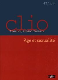 Michel Bozon - Clio N° 42/2015 : Age et sexualité.