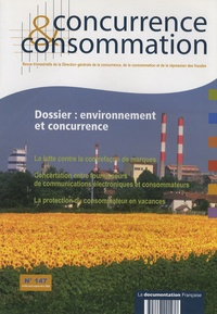Concurrence & consommation N° 147, Juillet-août.pdf